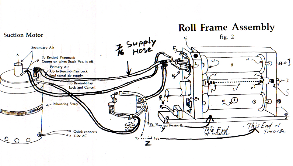 Repair Instructions And Parts For Midi And Roll Operated